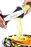 Spiral Slicer Kitchen Hero Vegetable Spiralizer - Best Zucchini Noodle Spaghetti Pasta Maker