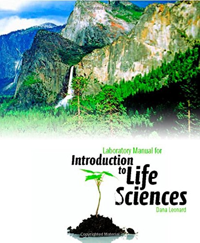 Lsc Cps7 (Willow International Ca) Bio3: Laboratory Manual For Introduction To Life Sciences