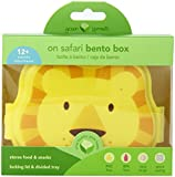 green sprouts Safari Friends Lunch Box, Yellow Lion