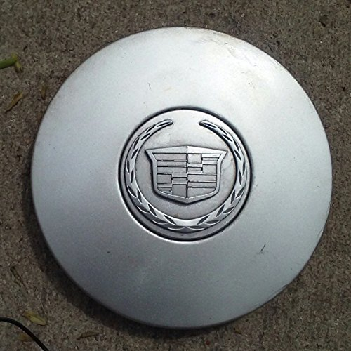16 17 Inch 2000-2011 Cadillac Deville DTS Factory Original Oem Painted Silver Finish Center Cap Wheel Rim Cover Hubcap 9594600 9594261 4569 4571 6 5/8