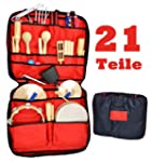 21 teiliges Percussion Set mit Traget...