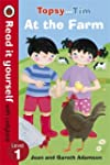 Topsy and Tim: At the Farm - Read it...