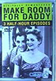Make Room for Daddy - 3 Episodes: Children's Governess; A Trip to Wisconsin; Little League