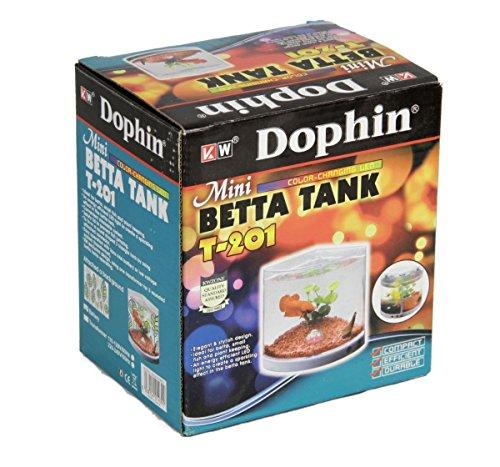 Dophin T-201 Aquarium Betta Fish Tank