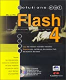 img - for Flash 4. Solution. net book / textbook / text book