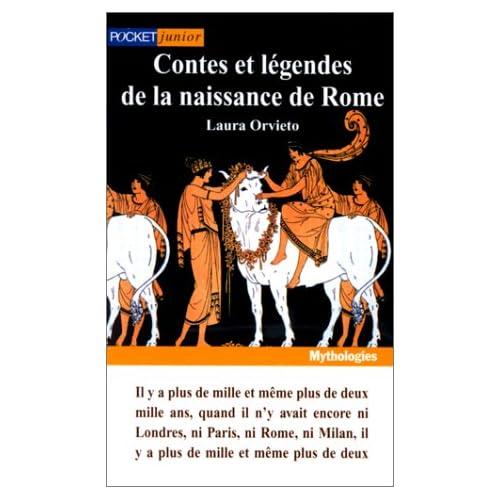 Contes et légendes de la naissance de Rome [MULTI]