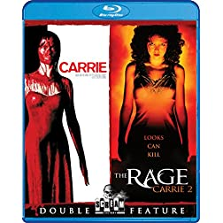 Carrie / The Rage: Carrie 2 [Blu-ray]