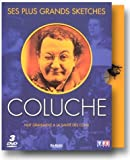 echange, troc Coluche : Ses plus grands sketches - Coffret 3 DVD