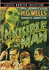 "Cover of ""The Invisible Man"""