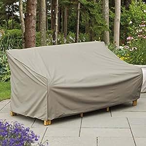 Amazon Weather Wrap Wicker Sofa Cover Patio Lawn