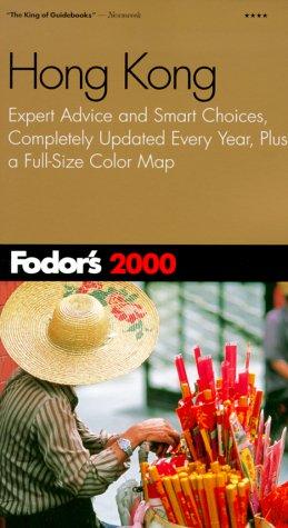 Fodor's Hong Kong 2000