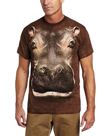 Men s Hippo Head T-shi...