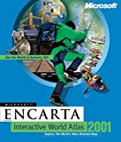 Microsoft Encarta Interactive World Atlas 2001 [Old Version]