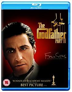 The Godfather: Part II [Blu-ray] [1974]