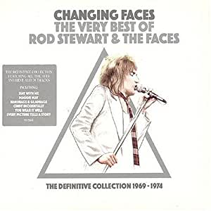 Changing Faces: The Very Best Of Rod Stewart & The Faces (2CD)