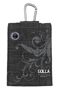 Golla G1170 Twister Smart Bag for iPhone 4 / 4S - Black