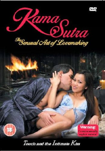 Kama Sutra - Vol. 6 - Touch And The Intimate Kiss [DVD]