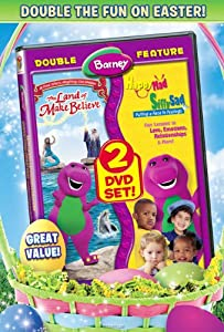 Barney Double Feature (Land of Make Believe / Happy Mad Silly Sad)