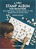 A First Stamp Album for Beginners: Revised Edition (Dover Childrens Activity Books)