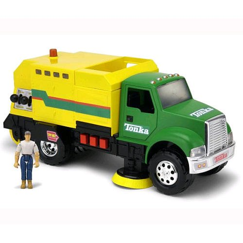 legos for sale tonka mighty motorized street sweeper