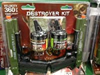 Zombie Hunter Destroyer Kit 2 Guns + 2 Sets of 400 BBS by Umarex