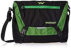 Wildcraft Womens Messenger Bag (Green)