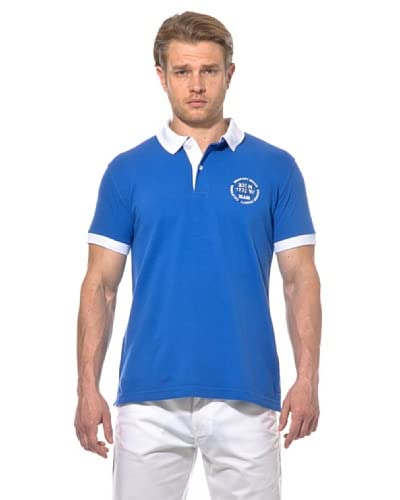 Slam Polo Hentie Azul Royal