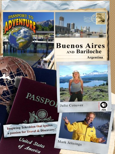 Passport to Adventure: Buenos Aires and Bariloche Argentina