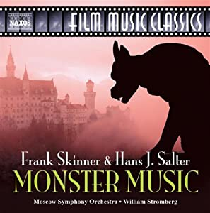 Monster Music Film Music Classics by Naxos