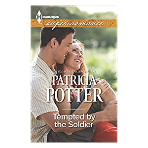 Tempted by the Soldier by Patricia Potter