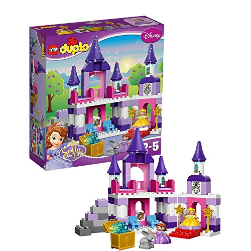 LEGO Duplo Sofia The First 10595 - Il Castello Reale