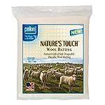 "Pellon®Nature's Touch® Wool Batting - Crib 45"" X 60"""