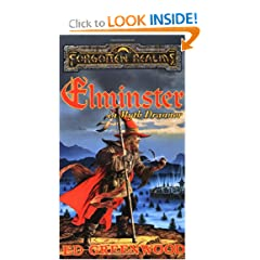 Elminster in Myth Drannor: The Elminster Series by Ed Greenwood