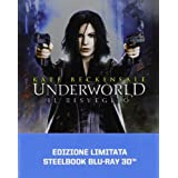 Underworld - Il Risveglio (3D) (Ltd) (Blu-Ray 3D+Steelbook)di Kate Beckinsale