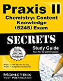 Praxis II Chemistry: Content Knowledge (5245) Exam Secrets