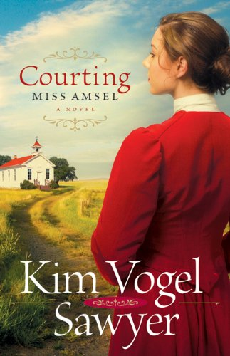 Image of Courting Miss Amsel (Heart of the Prairie)