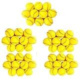 (モデルノ ラ テール) Moderno La Terre 野球 練習 ウレタン ボール 7cm 10個 20個 30個 セット SN-WBB (5.黄色50個セット)