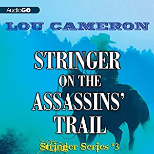 Stringer on the Assassins' Trail Audiobook