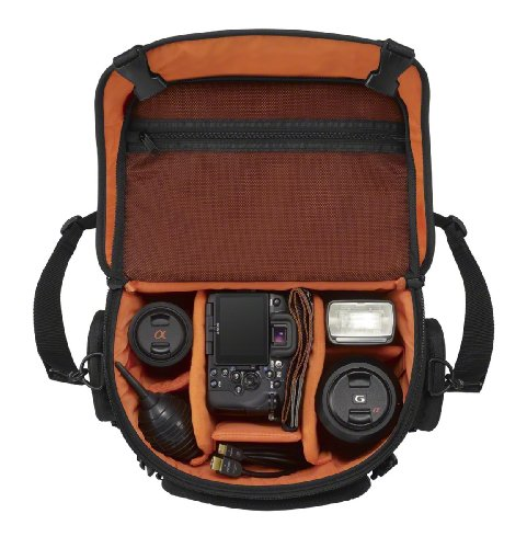 Sony Camra Bag Case Lcs Sc21 Bc