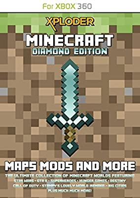 Xploder Minecraft Diamond Edition (Xbox 360)