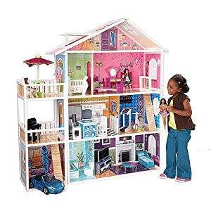 imaginarium grandview dollhouse toys games. Black Bedroom Furniture Sets. Home Design Ideas