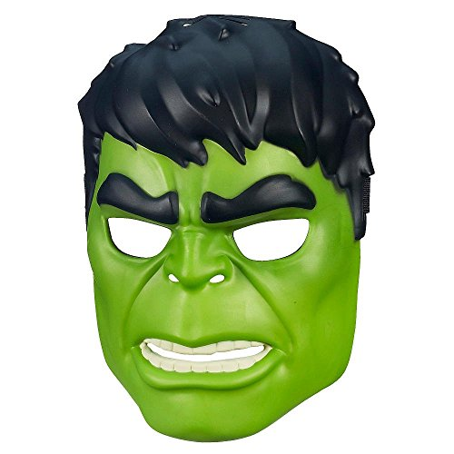 Avengers Marvel Assemble Hulk Hero Mask - 1