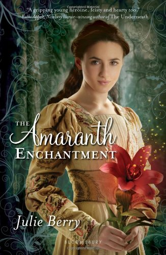 Cover of The Amaranth Enchantment