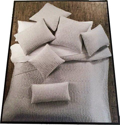 kensie-home-set-of-2-standard-shams-cotton-light-grey-21-x-27