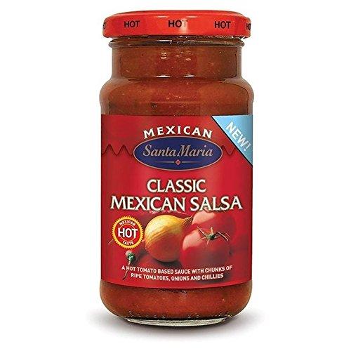 Santa Maria Klassische Mexikanische Salsa Hot (2 x 230g)