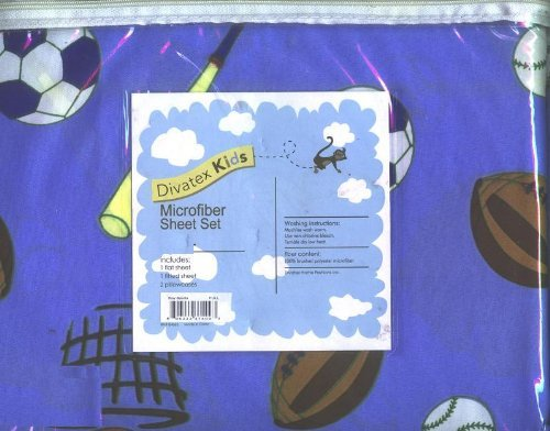 Kids Sports Bedding For Boys front-42791