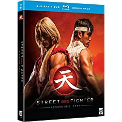 Street Fighter: Assassin's Fist - Live Action [Blu-ray]