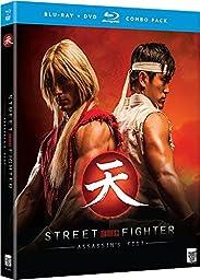 Street Fighter: Assassin\'s Fist [Blu-ray]
