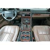 LAND RANGE ROVER MK II INTERIOR WOOD DASH TRIM KIT SET 1996 1997 1998 1999 2000 2001 2002