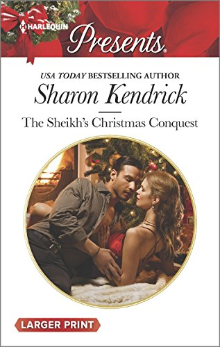 The Sheikh's Christmas Conquest (Harlequin Presents (Larger Print))